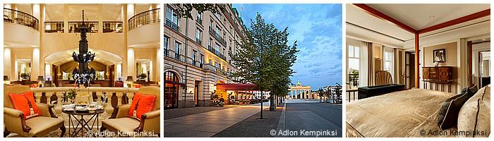 Berlim em 24 horas: Hotel Adlon Kempinski