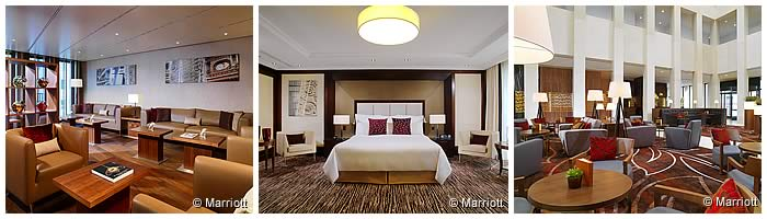 Foto hotel Marriott berlin