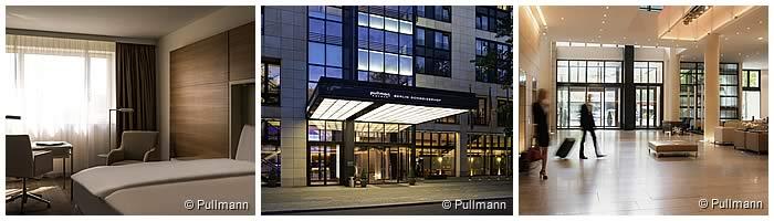 Foto Hotel pullman berlin