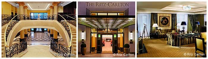 Hoteles en Berlín: Hotel Ritz Carlton