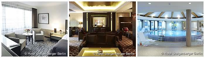 Foto hotel steigenberger berlin