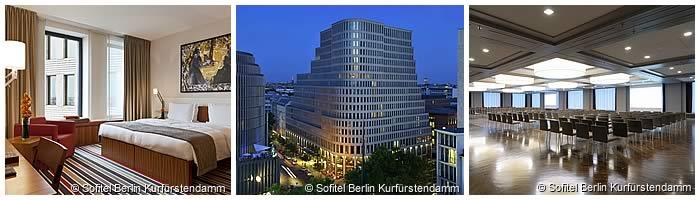 Foto Sofitel Berlin Kudamm