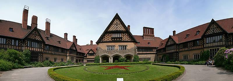 Palácio e parque de Cecilienhof