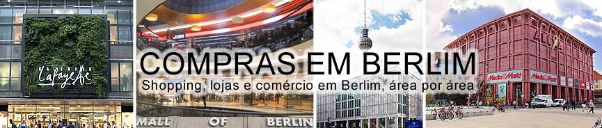 Compras em Berlim
