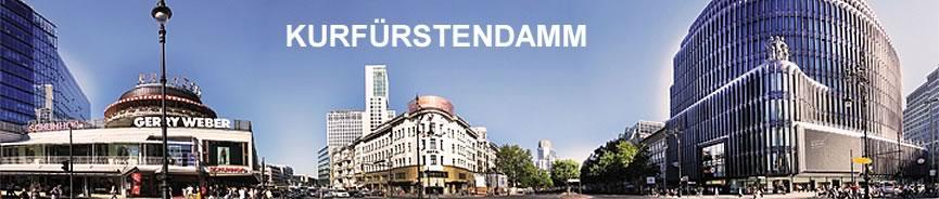 Compras na Kudamm em Berlim