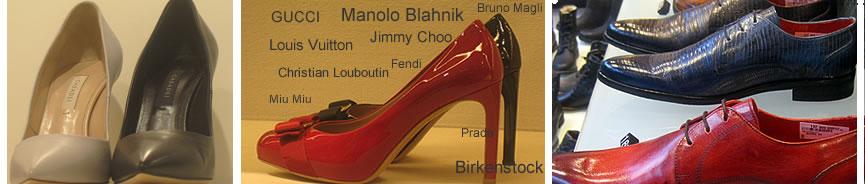 Comprar sapatos em Berlim