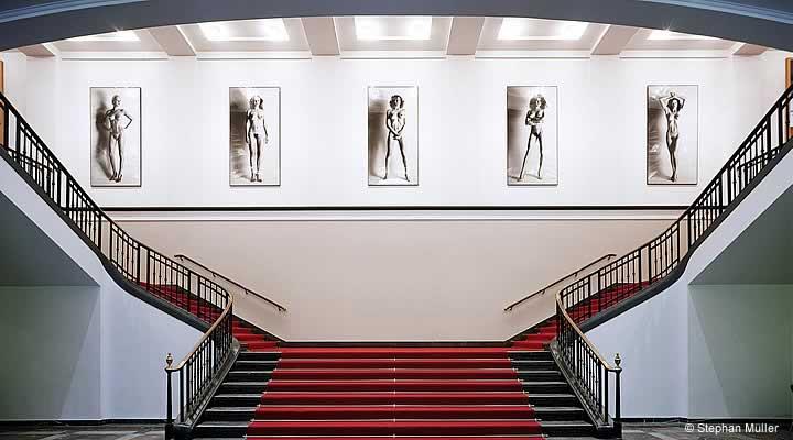 El Museo de Helmut Newton
