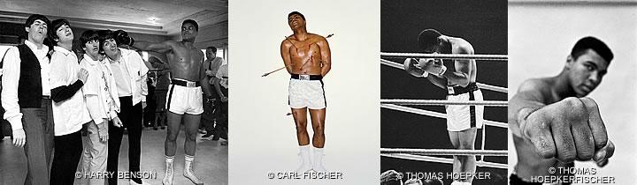 Eventos en Berlin: Muhammad Ali