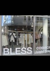 Fashion in Berlim: Bless