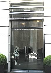 Fashion in Berlin: the corner