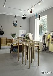 Fashion in Berlim: Konk
