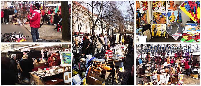 Mercados das Pulgas