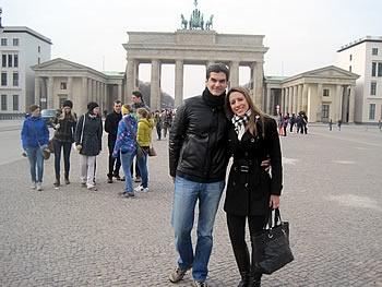 Silvia Araujo + Evandro Lima Junior, Brasilien, in Berlin,  04/03/2014