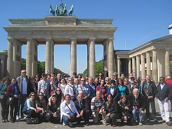 Gruppe Abreu, Brasilien, in Berlin,  28/04/2014