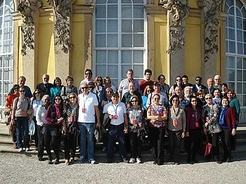 Gruppe Abreu, Brasilien, in Potsdam,  28/04/2014