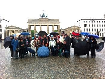 Gruppe Abreu, Brasilien, in Berlin,  02/05/2014