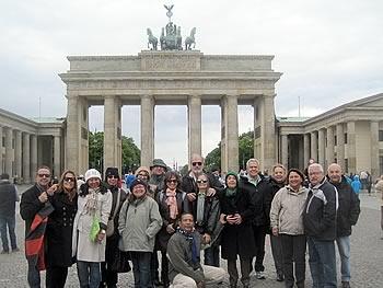 Gruppe Queensberry, Brasilien, in Berlin,  12/05/2014
