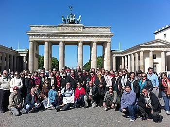 Gruppe Transeuropa, Brasilien,  in Berlin,  16/05/2014