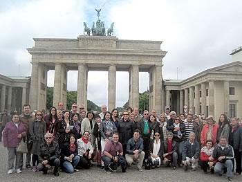 Gruppe Abreu, Brasilien,  in Berlin,  19/05/2014