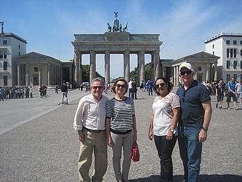 Gruppe Erasmo Vieira, Brasilien,  in Berlin,  21/05/2014