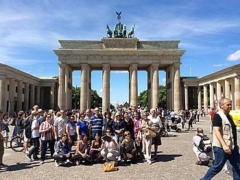 Gruppe Abreu, Brasilien,  in Berlin,  25/05/2014