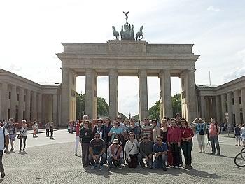 Gruppe Tumlare, Brasilien,  in Berlin,  26/05/2014