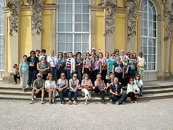 Gruppe Abreu, Brasilien, in Potsdam  26/05/2014