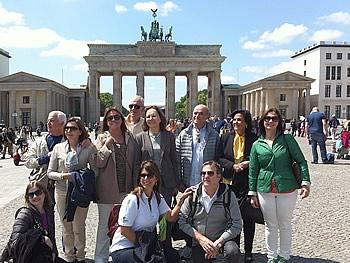 Gruppe Queensberry, Brasilien,  in Berlin,  01/06/2014