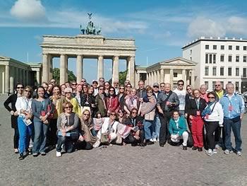 Gruppe Abreu, Brasilien,  in Berlin,  02/06/2014