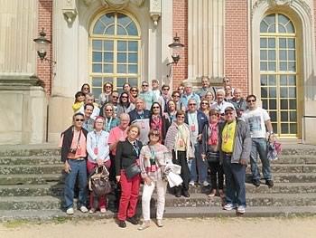 Gruppe Abreu, in Potsdam  02/06/2014