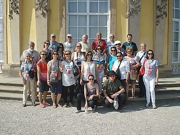 Gruppe Abreu, Brasilien, in Potsdam 09/06/2014
