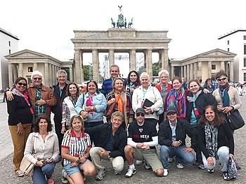 Gruppe Abreu, Brasilien,  in Berlin, 13/06/2014