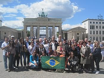 Gruppe Queensberry, Brasilien,  in Berlin, 15/06/2014