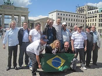 Gruppe Queensberry, Brasilien,  in Berlin, 15/06/2014