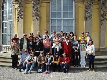 Gruppe Abreu, Brasilien, in Potsdam 23/06/2014