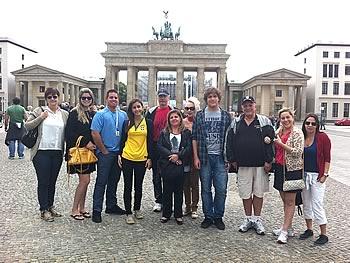 Gruppe Tumlare, Brasilien,  in Berlin, 29/06/2014