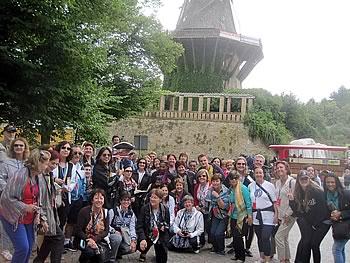 Gruppe Bertoldi, Brasilien, in Potsdam 29/06/2014