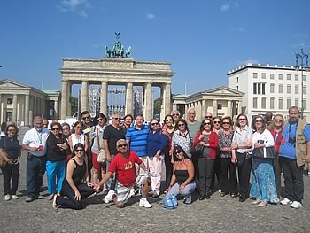 Gruppe Abreu, Brasilien,  in Berlin, 10/07/2014
