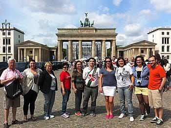 Gruppe Abreu, Brasilien,  in Berlin, 13/07/2014