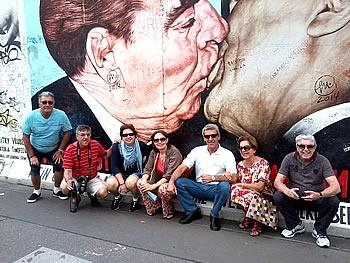Gruppe Transeuropa, Brasilien,  in Berlin, 14/07/2014