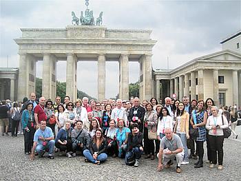 Gruppe Abreu, Brasilien,  in Berlin, 25/07/2014