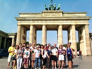 Gruppe Abreu, Brasilien,  in Berlin, 26/07/2014