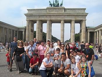 Gruppe Abreu, Brasilien,  in Berlin, 27/07/2014