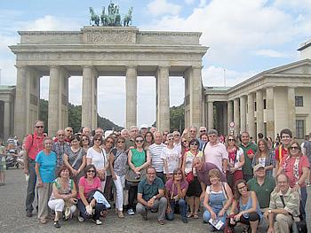 Gruppe Abreu, Brasilien, in Berlin, 03/08/2014