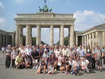 Gruppe Abreu, Brasilien, in Berlin, 08/08/2014
