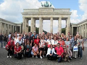 Gruppe Abreu, Brasilien, in Berlin, 14/08/2014