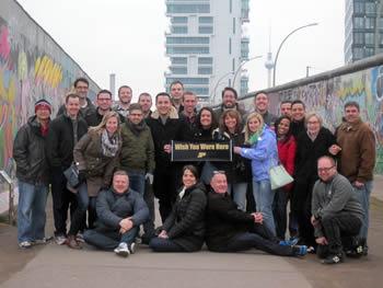 Grupo Purdue, USA, em Berlim, 17/03/2016