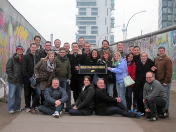 Grupo Purdue, USA, en Berlín, 17/03/2016