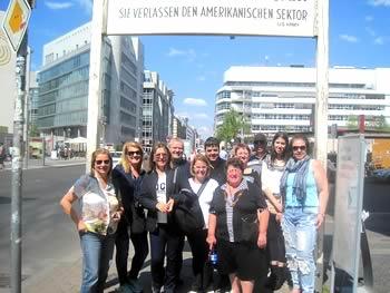 Grupo Elizeu, Brasil, em Berlim, 09/05/2016
