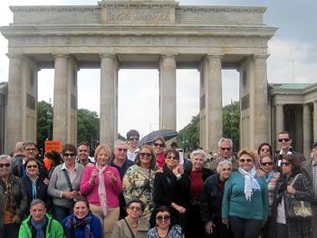 Grupo Queensberry, Brasil, en Berlín, 18/05/2016